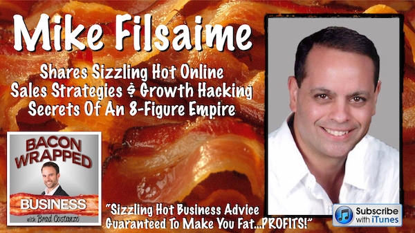 Mike Filsaime Shares Sizzling Hot Online Sales Strategies ...