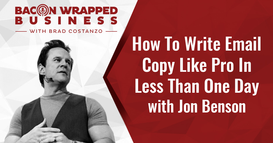 BWB Jon | Writing Email Copy