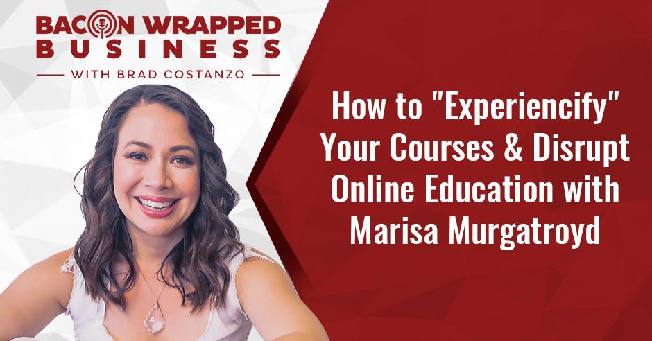 BWB Marisa | Disrupting Online Education