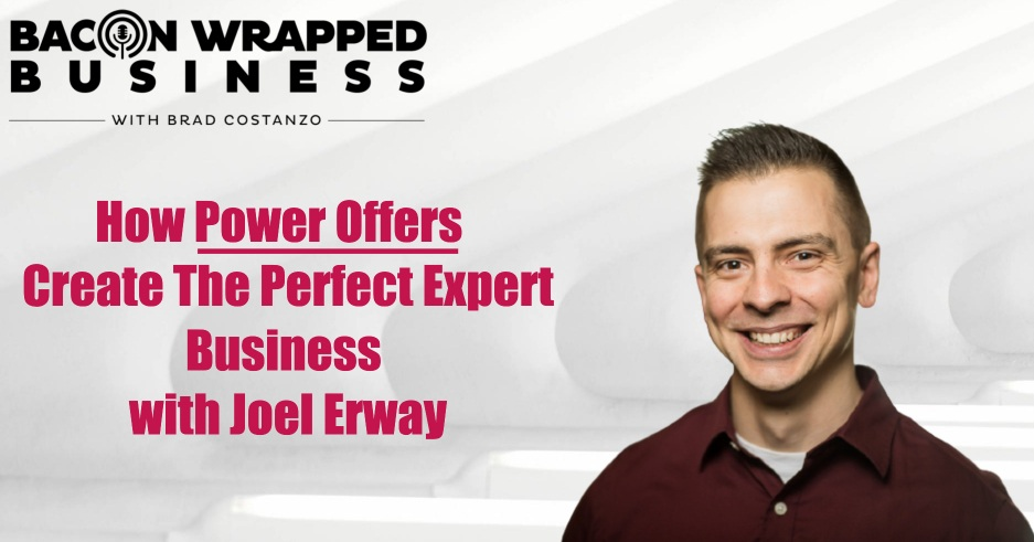 joel erway power offer perfect expert